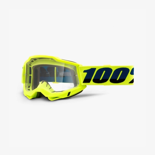 Mx Brýle 100% Accuri2 Fluo Yellow